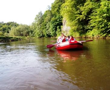 Spływy kajakowe i pontonowe _4